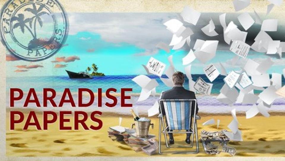 Paradise Papers leak
