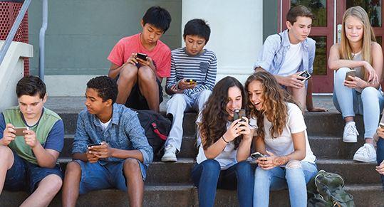 smart phone impact