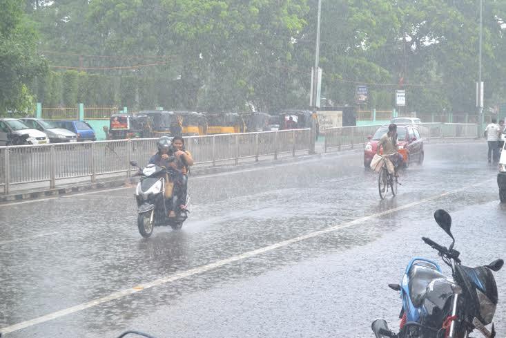 Low-Pressure-Rain