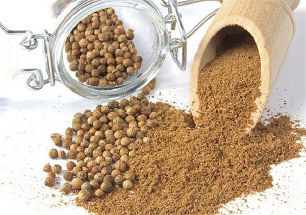 coriander-powder-treatment