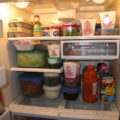 food dont put on freezer