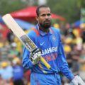 Indian Yusuf Pathan gets a standing ova