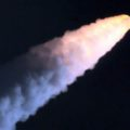 PSLV-C40 lift-off