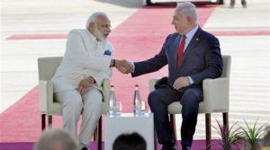 Modi in Israel