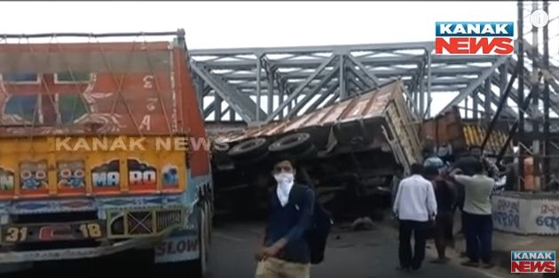 2 Died in Road Accident in Dhamara Port Bhadrak