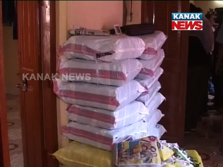 Ghutkha factory seized
