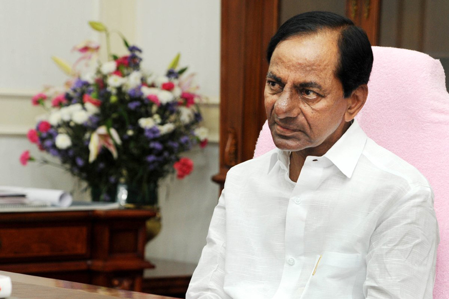 K-Chandrasekhar-Rao