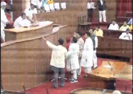 odisha assembly session