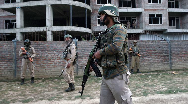 Gun-battle in Srinagar