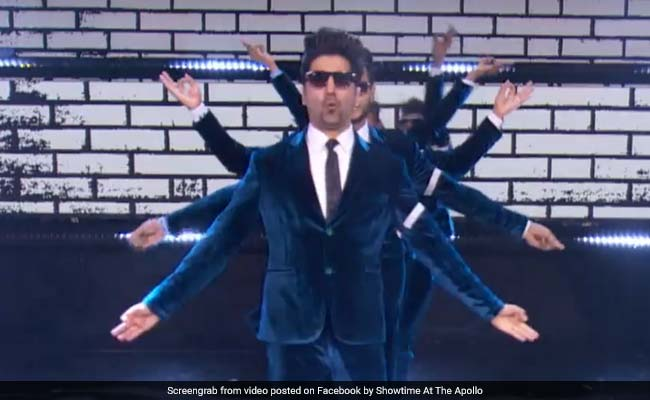 shraey-khanna-and-group-dance-in-showtime-at-the-apollo-is-going-viral