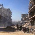 syrian attack