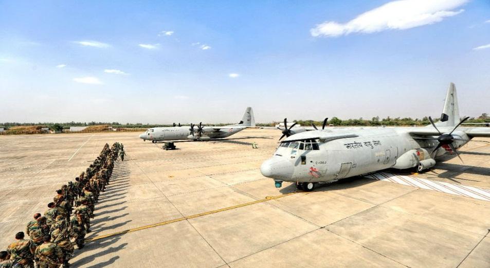 indias-bigest-ever-military-exercise-gaganshakt