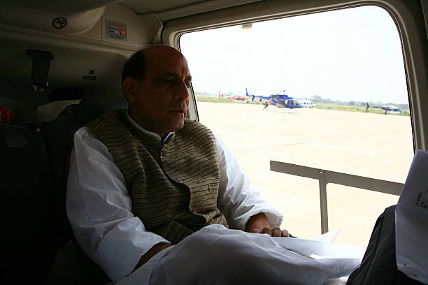 rajnath singh helicopter