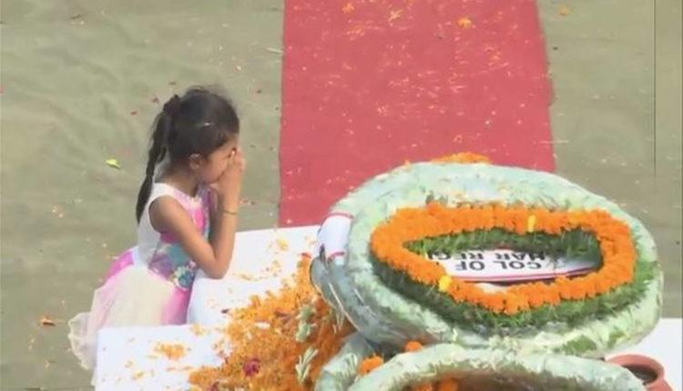 Deepak-Nainwal daughter