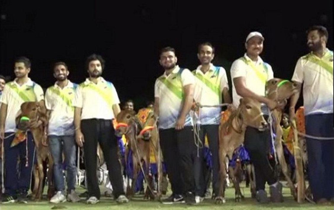 unique cricket match