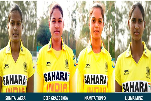 rani-rampal-to-lead-indian-team-in-womens-hockey-world-cup