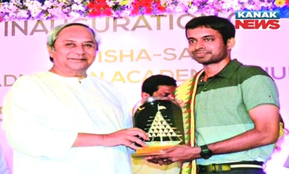odisha government on badminton