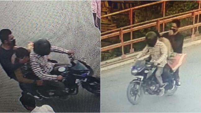ShujaatBukhari murder CCTV footage