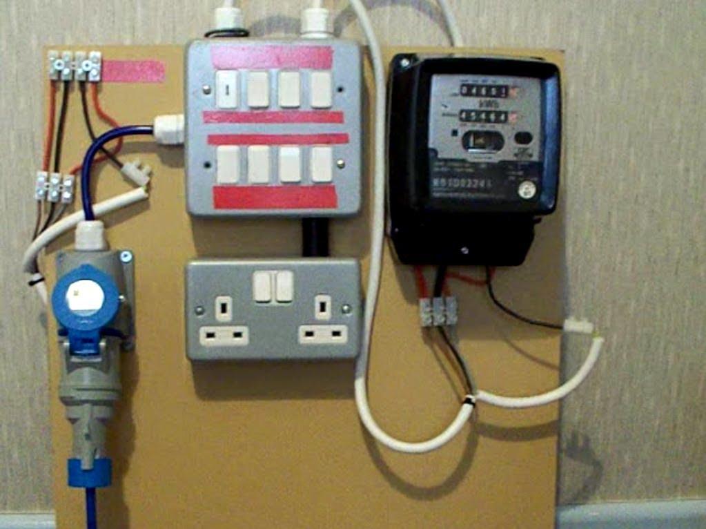 electric bill meter