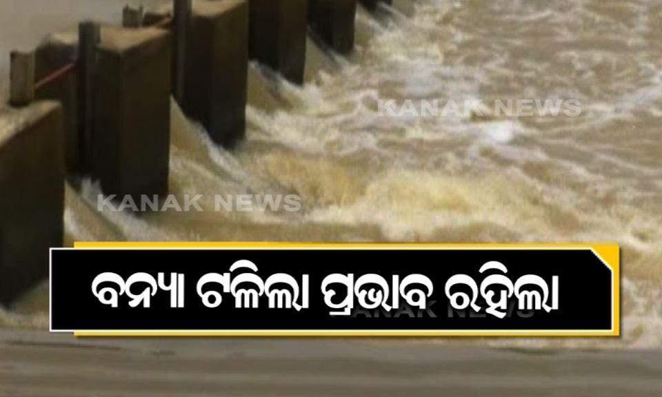 odisha flood situation