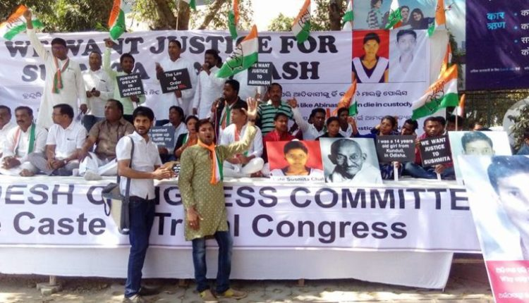 Odisha-Congress-Protest-in-Delhi-seeking-justice-for-Kunduli-girl-777×437
