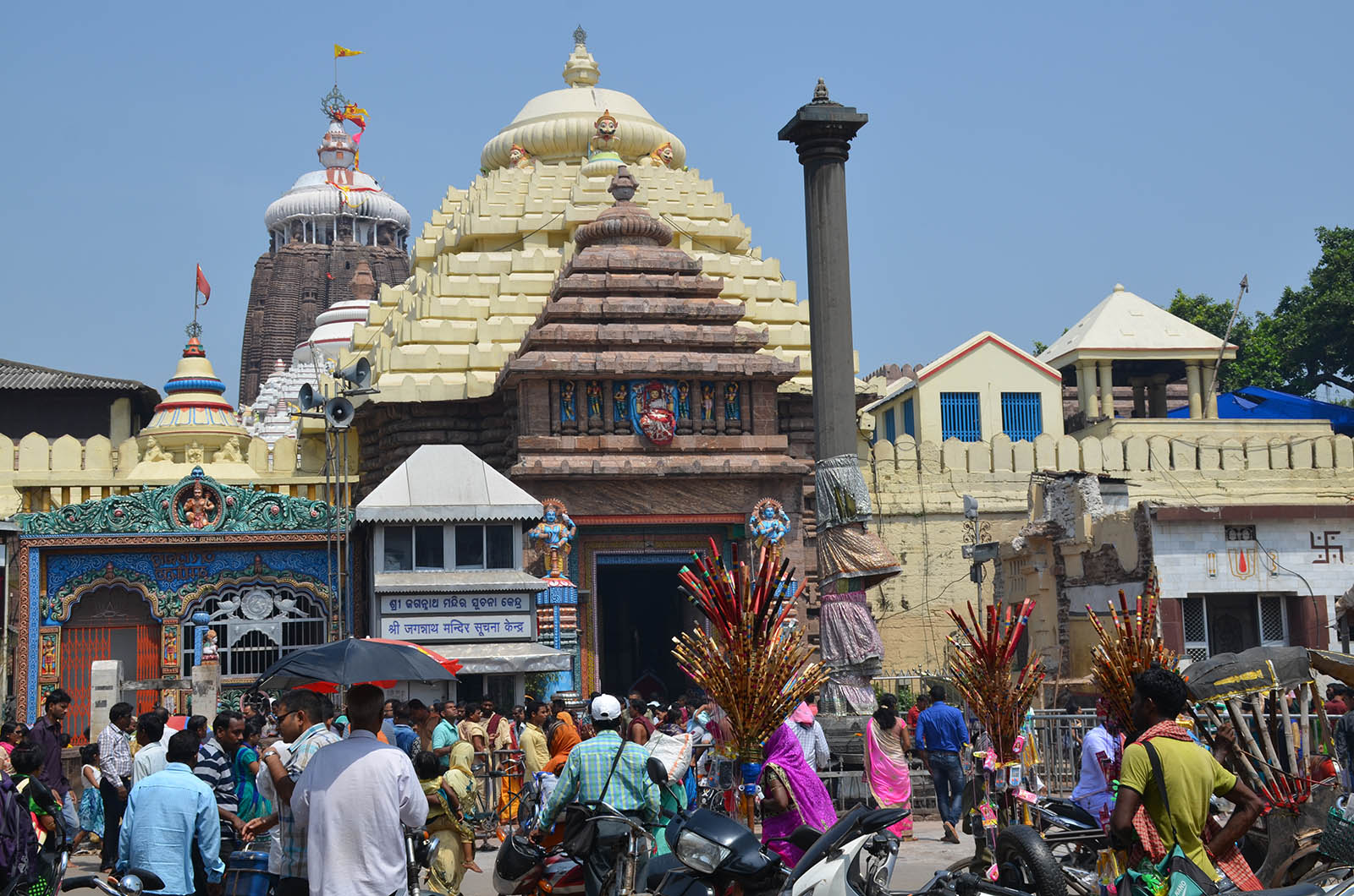 Puri-temple
