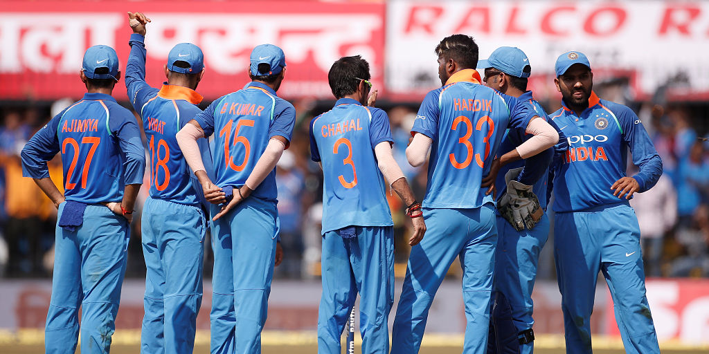 Cricket – India v Australia – Third One Day International Match – Indore