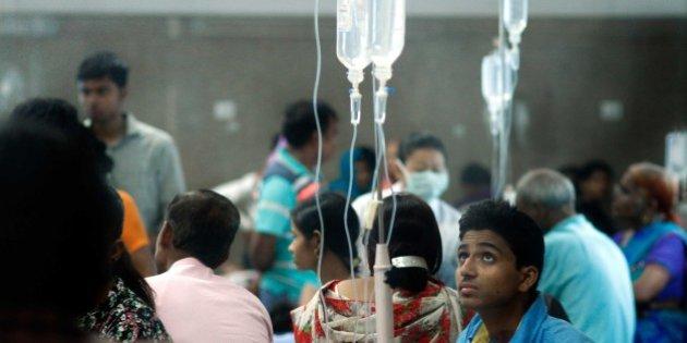 Dengue Fever Scare In Delhi/NCR