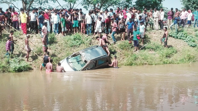 jajpur accident and rescue