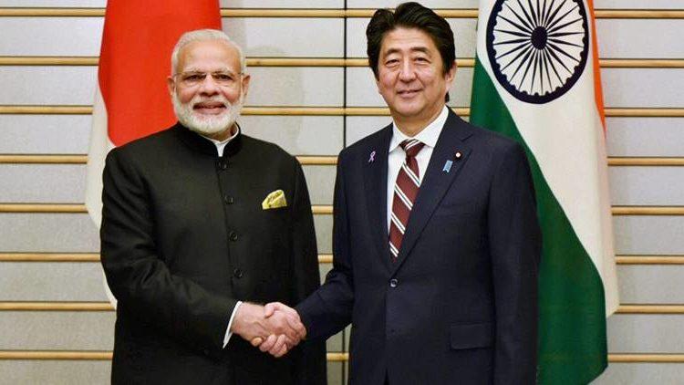PM Modi in Tokyo