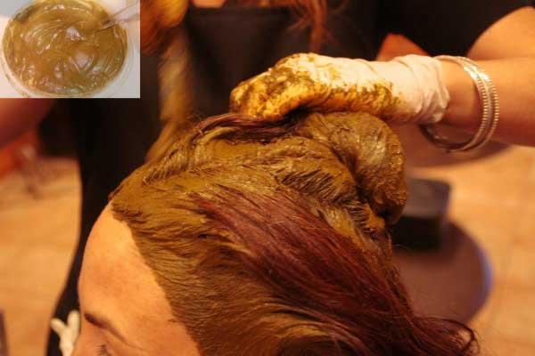 Henna-hair-pack