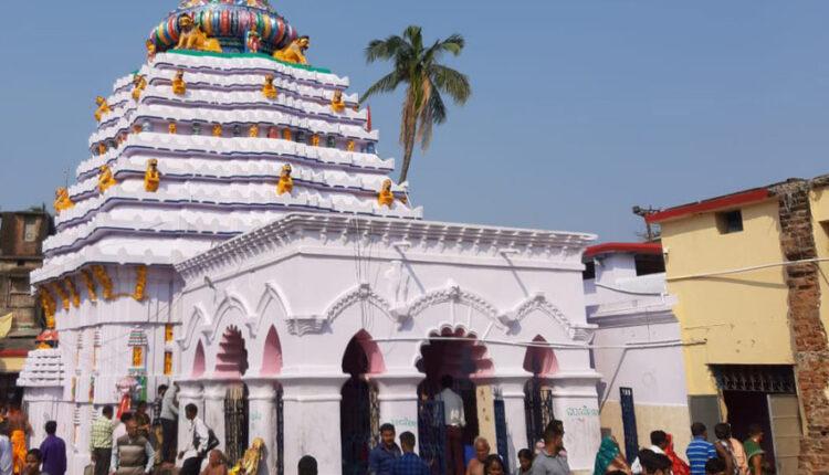 Bhadrak-administration-expedites-Lord-Akhandalamani-temple-periphery-extension-work