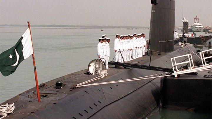 pakistan-submarines