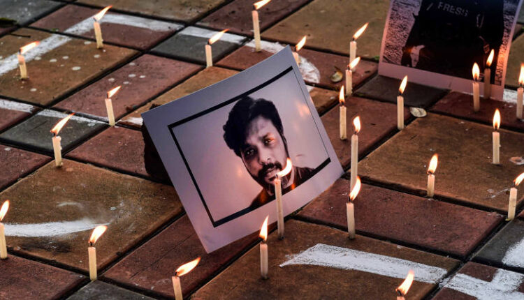 Tribute to Photojournalist Danish Siddiqui