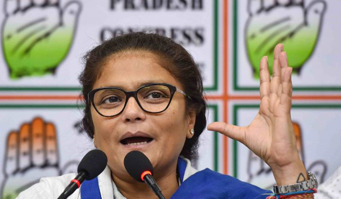 Congress-womens-wing-chief-Sushmita-Dev-resigns