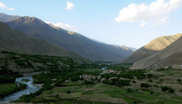 Panjshayr River Valley offers breathtaking views