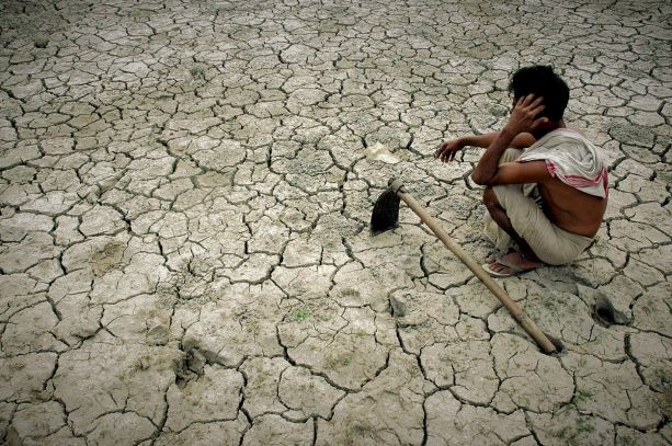 farmer-India-Drought