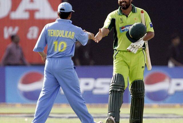 Pakistani cricket captain Inzamam Ul-Haq